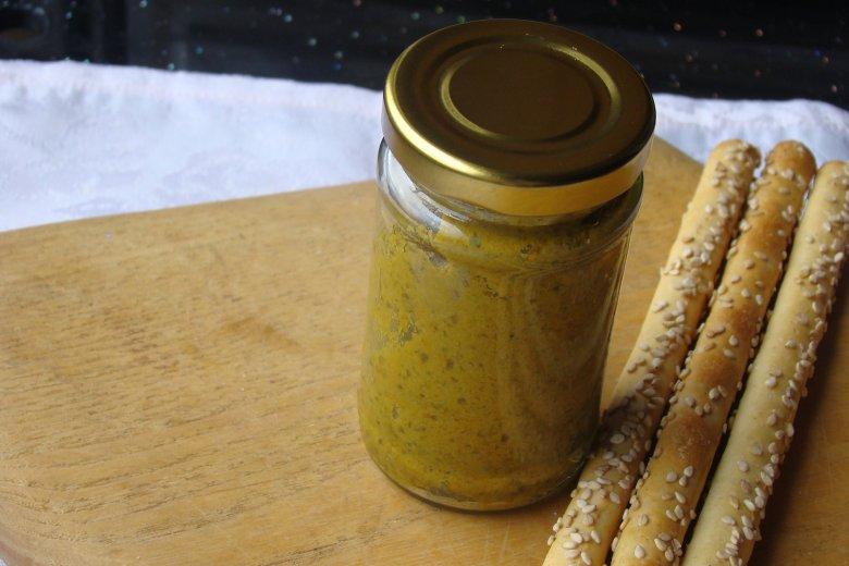 Grüne Currypaste selbstgemacht