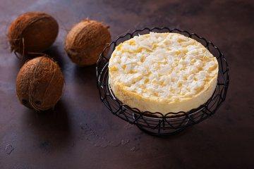 Kokos-Joghurt-Torte