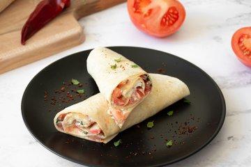 Pikante Tomaten-Tortillas