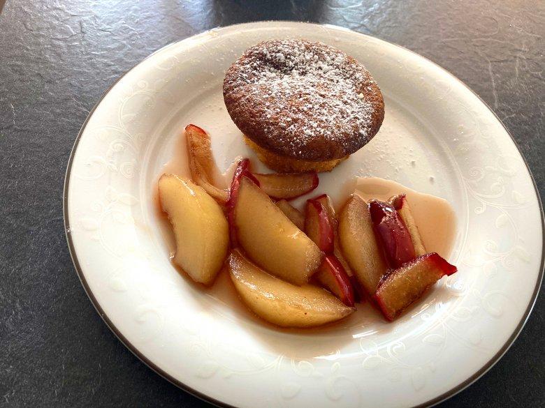 Birnen-Apfelkompott
