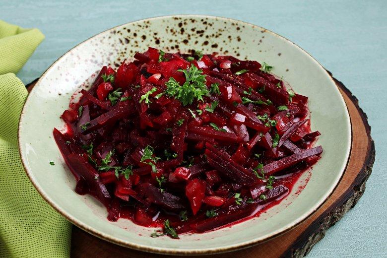 Rote-Bete-Gemüse
