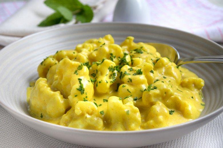 Curry-Blumenkohl