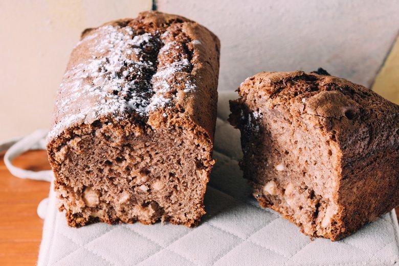 Schoko-Nuss-Becherkuchen