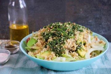 Quinoa-Thunfischsalat