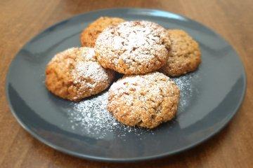 Haferflockencookies