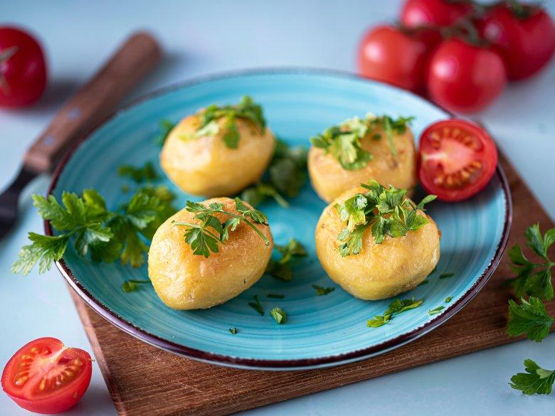 Ölkartoffeln