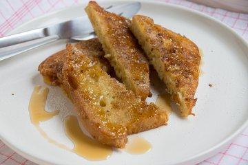 French Toast mit Zimt