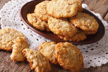 Haferflocken-Kekse