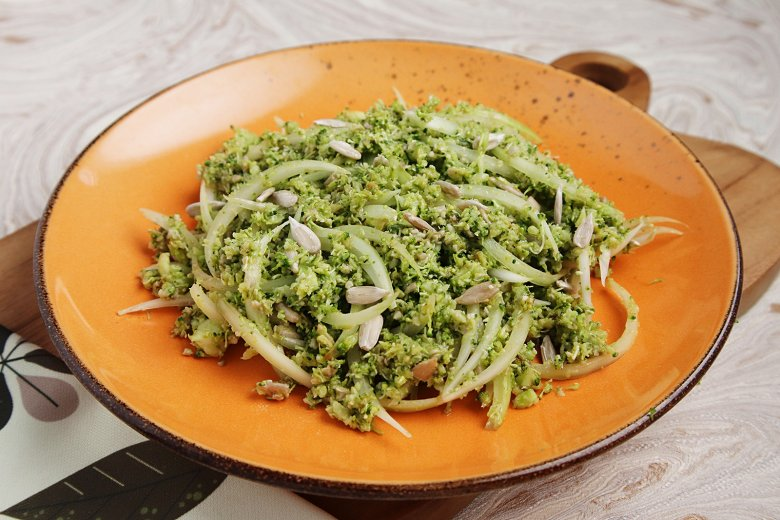 Gemüsefrischkost mit Fenchel