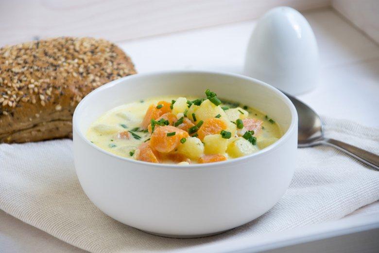 Allgäuer Kartoffelsuppe