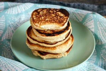 Buchweizen Pfannkuchen