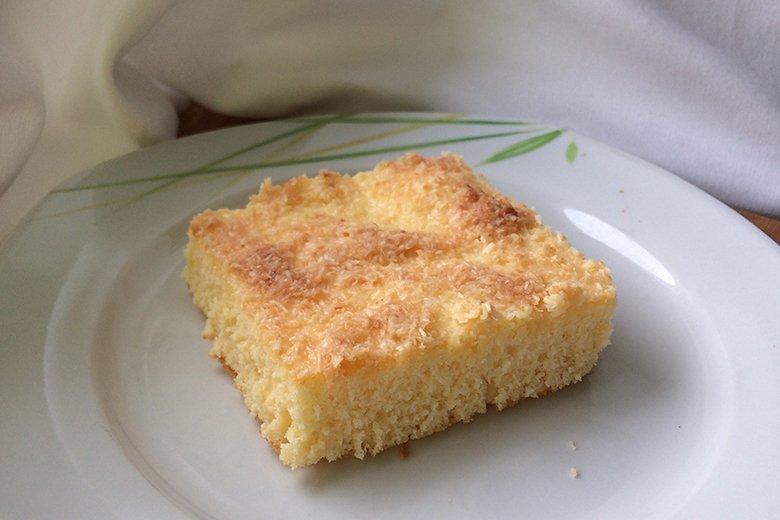 Einfacher Buttermilchkuchen