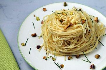 Rosmarin-Spaghetti