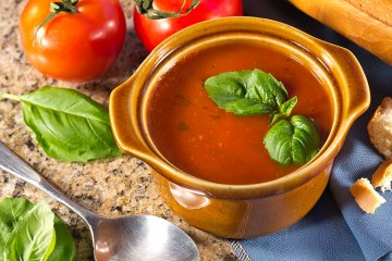 Toskanische Tomatensuppe