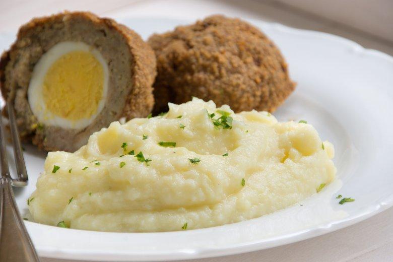 Kartoffelpüree ohne Sahne