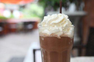 Eisschokolade