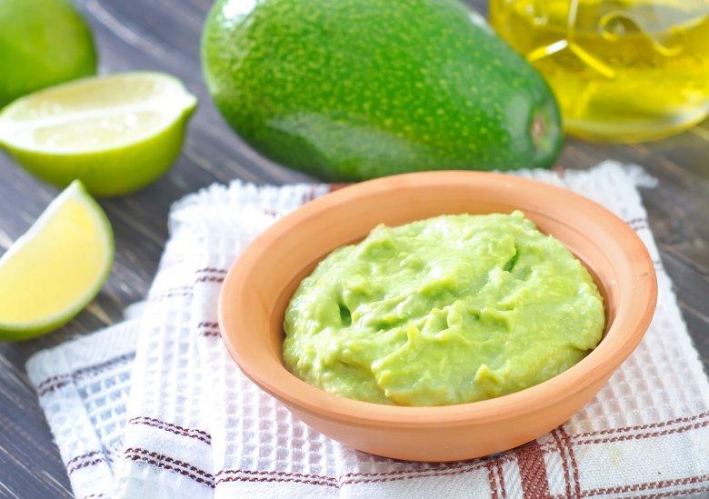 Avocadosauce mit Chili