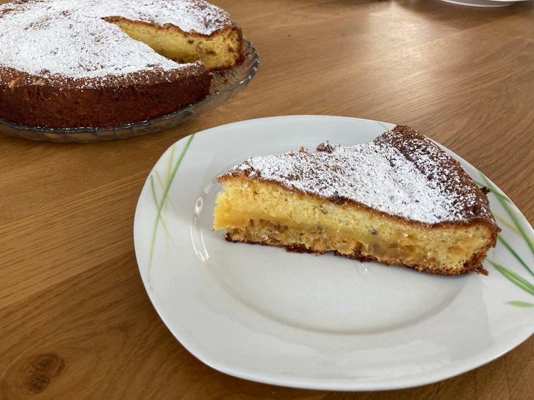 Südtiroler Früchtekuchen