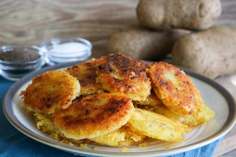Kartoffel-Frikadellen