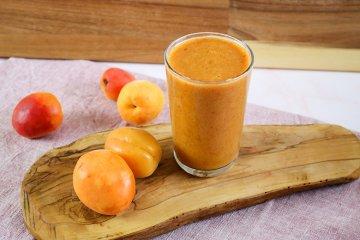 Roher Aprikosenaufstrich mit Zimt
