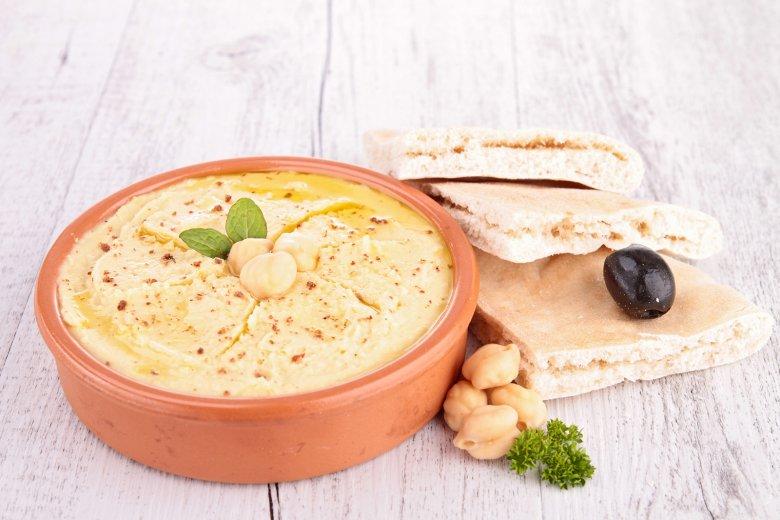 Veganer Hummus