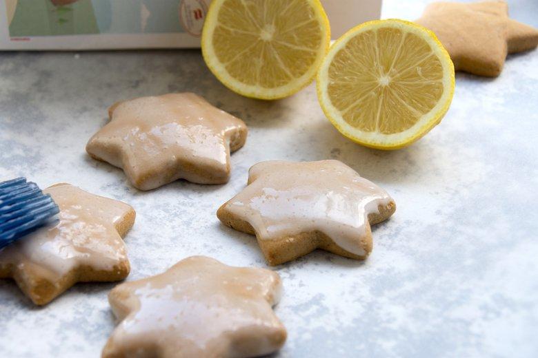 Zitronen-Zuckerguss