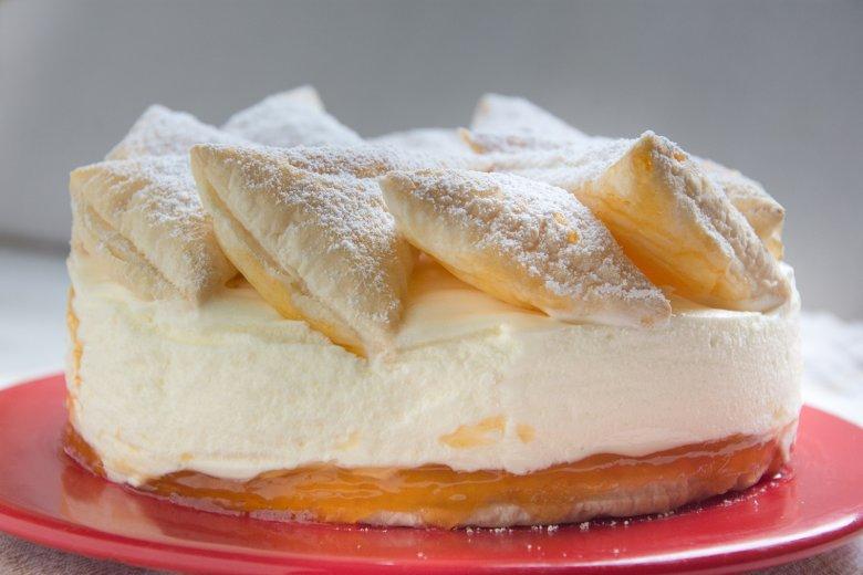Tortencreme mit Pudding