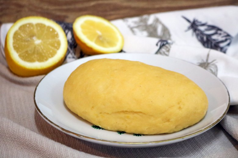 Zitronen-Nudelteig