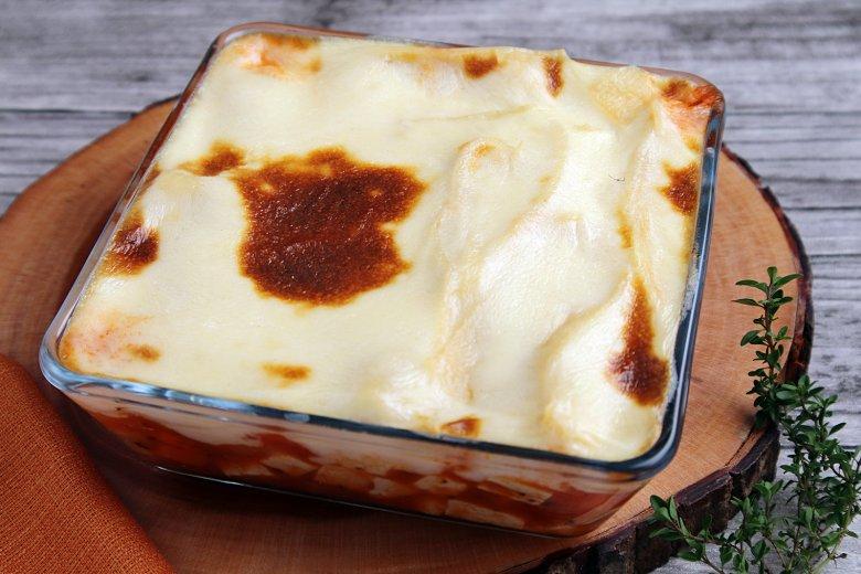 Tofu-Lasagne