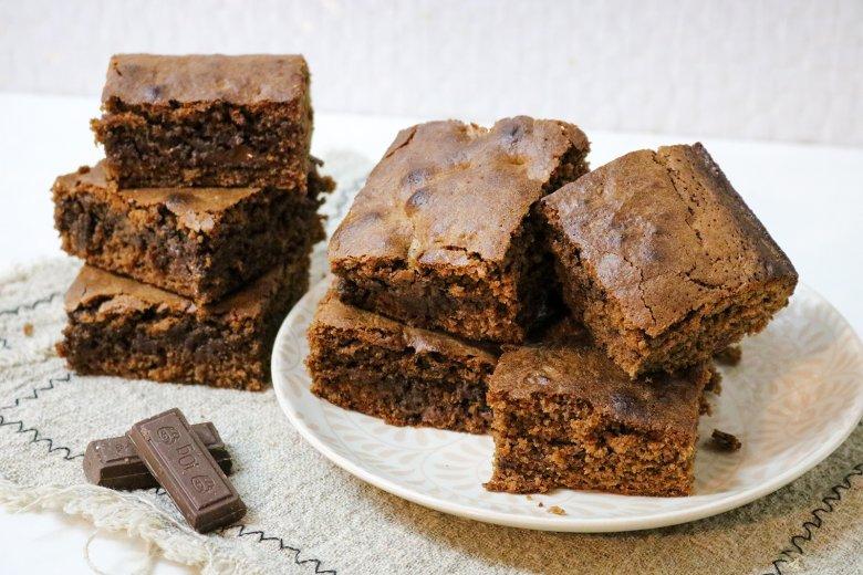 Saftige Schoko-Brownies