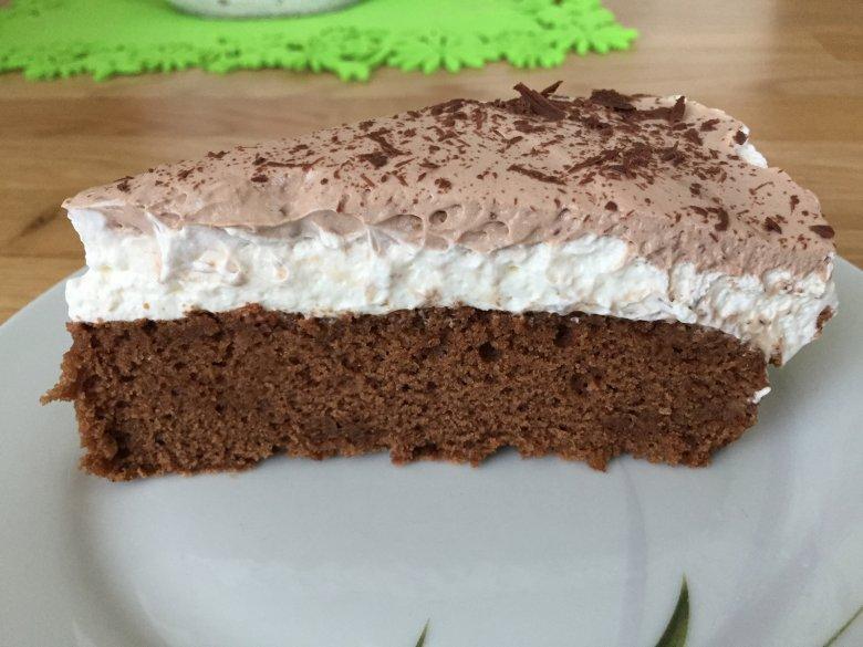 Nutella-Torte mit Patisseriecreme