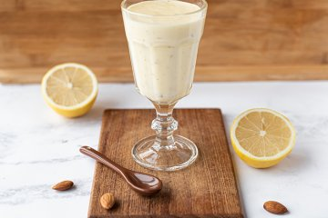 Zitronencreme nach Omas Art