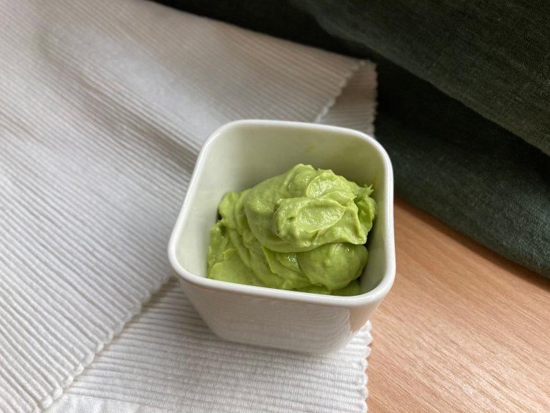 Grüne Avocadomayonnaise