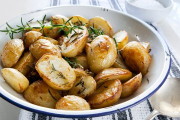 Rosmarinkartoffeln aus dem Ofen