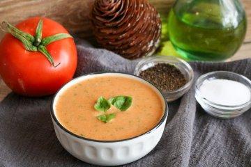Tomaten-Rahm-Sauce