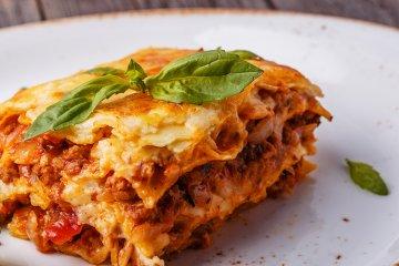 Bolognese-Lasagne al forno