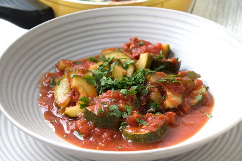 Türkischer Zucchinisalat