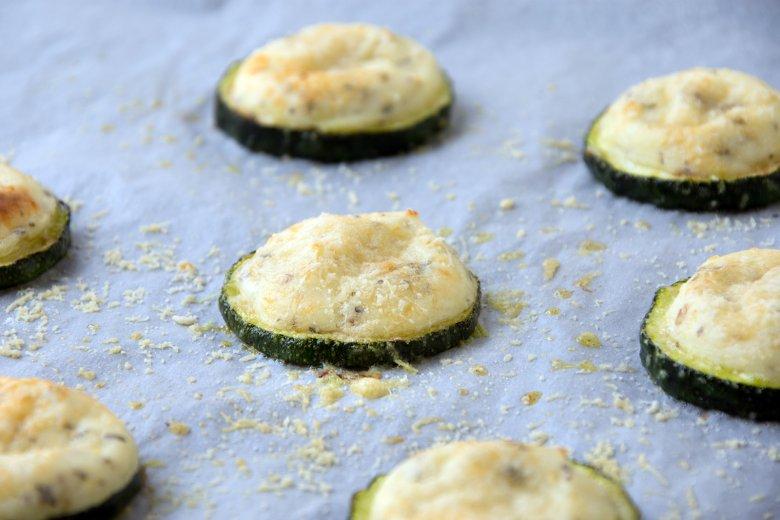 Zucchinigemüse mit Sahne
