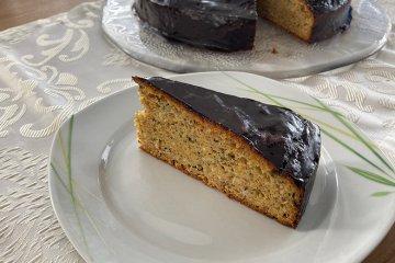 Zucchini-Möhren-Kuchen