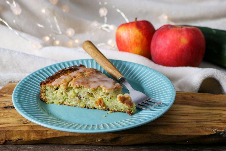Apfel-Zucchini-Kuchen