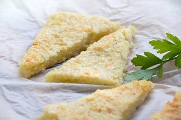 Pastinaken-Couscous-Ecken