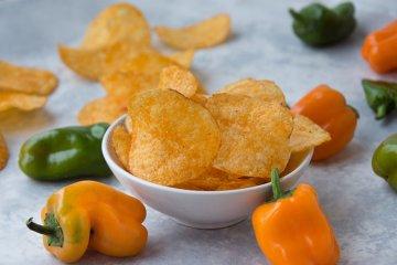 Paprika-Chips
