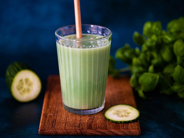 Grüner Paprika-Smoothie