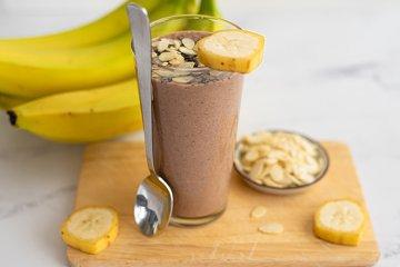 Schnelles Bananenkompott
