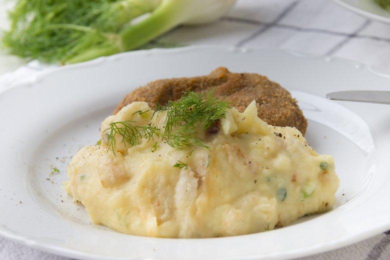 Fenchel-Kartoffel-Stampf