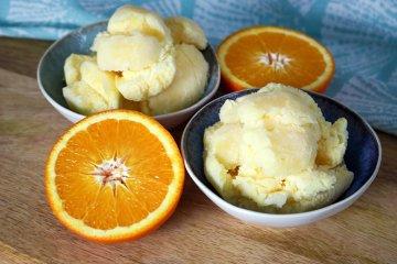 Orangenglace