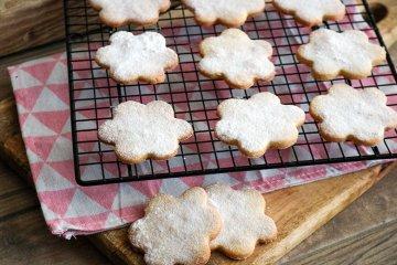 Weihnachts-Butterkekse
