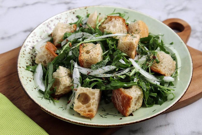 Italienischer Fenchelsalat
