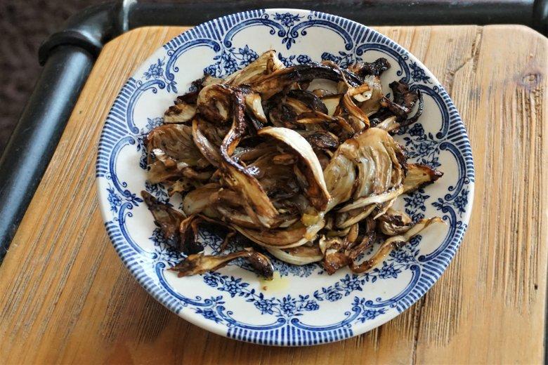 Fenchelgemüse aus dem Ofen