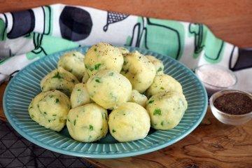 Pfälzer Kartoffelknepp